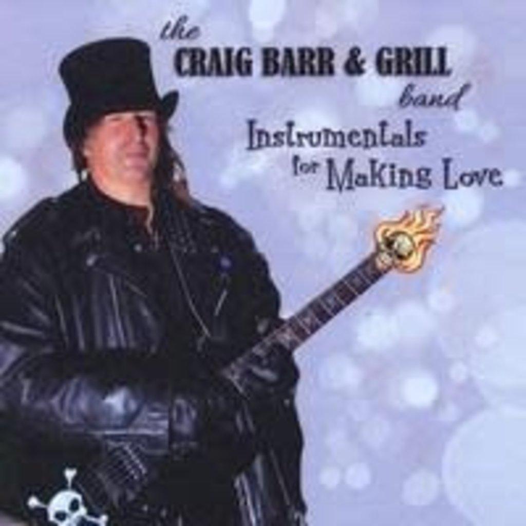 Craig Barr Instrumentals for Making Love