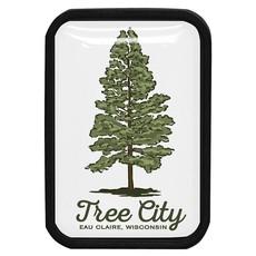 Volume One Lapel Pin - Tree City Eau Claire