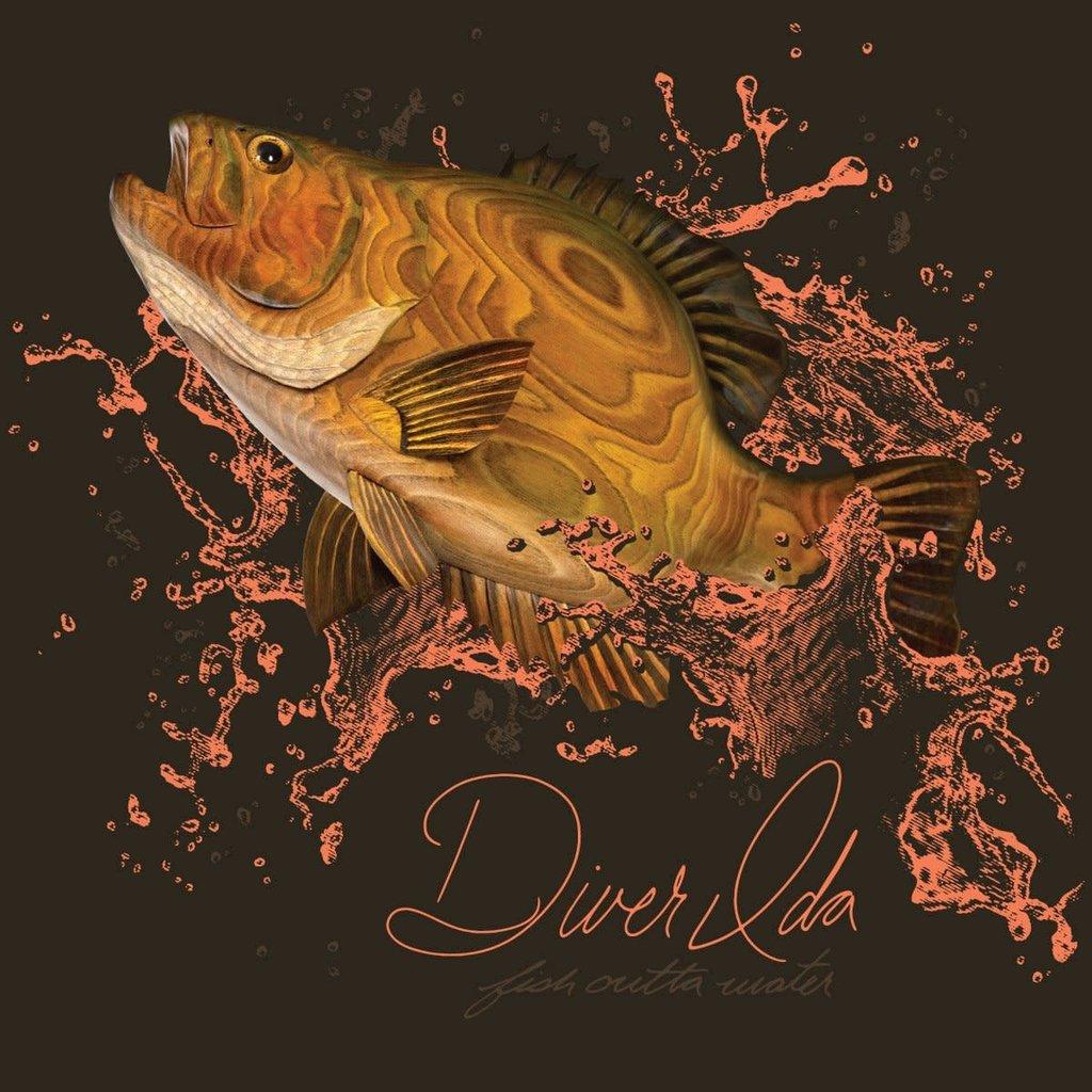 Diver Ida Fish Outta Water (CD)