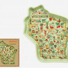 Keep the Faye Wonders of Wisconsin Baking Dish