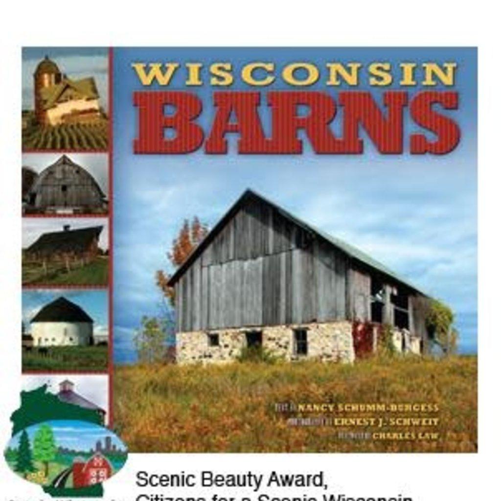 Nancy Schumm-Burgess Wisconsin Barns
