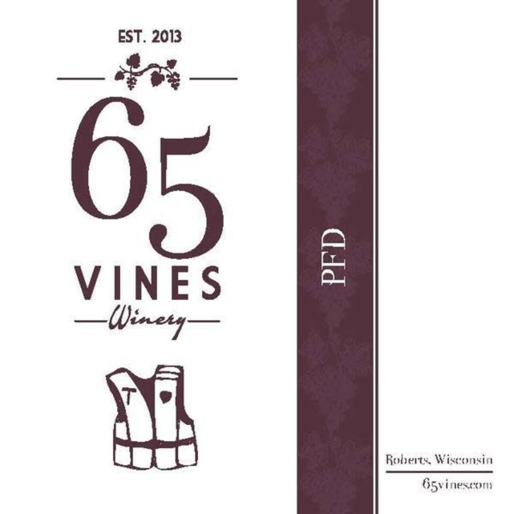 65 Vines Winery 65 Vines Wine - PFD