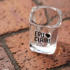 Volume One Shot Glass - Eau Claire Square