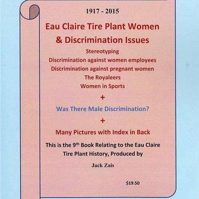 Jack Zais Eau Claire Tire Plant Women & Discrimination Issues