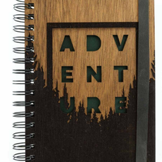 Woodchuck Wood Journal - Adventure