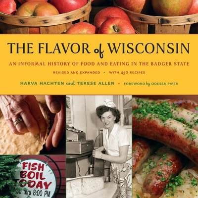 Harva Hatchen & Terese Allen Flavor of Wisconsin