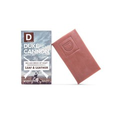 Duke Cannon Supply Co. Big Ass Brick of Soap - Leaf & Leather