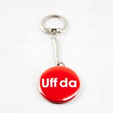 Volume One Keychain - Uff Da
