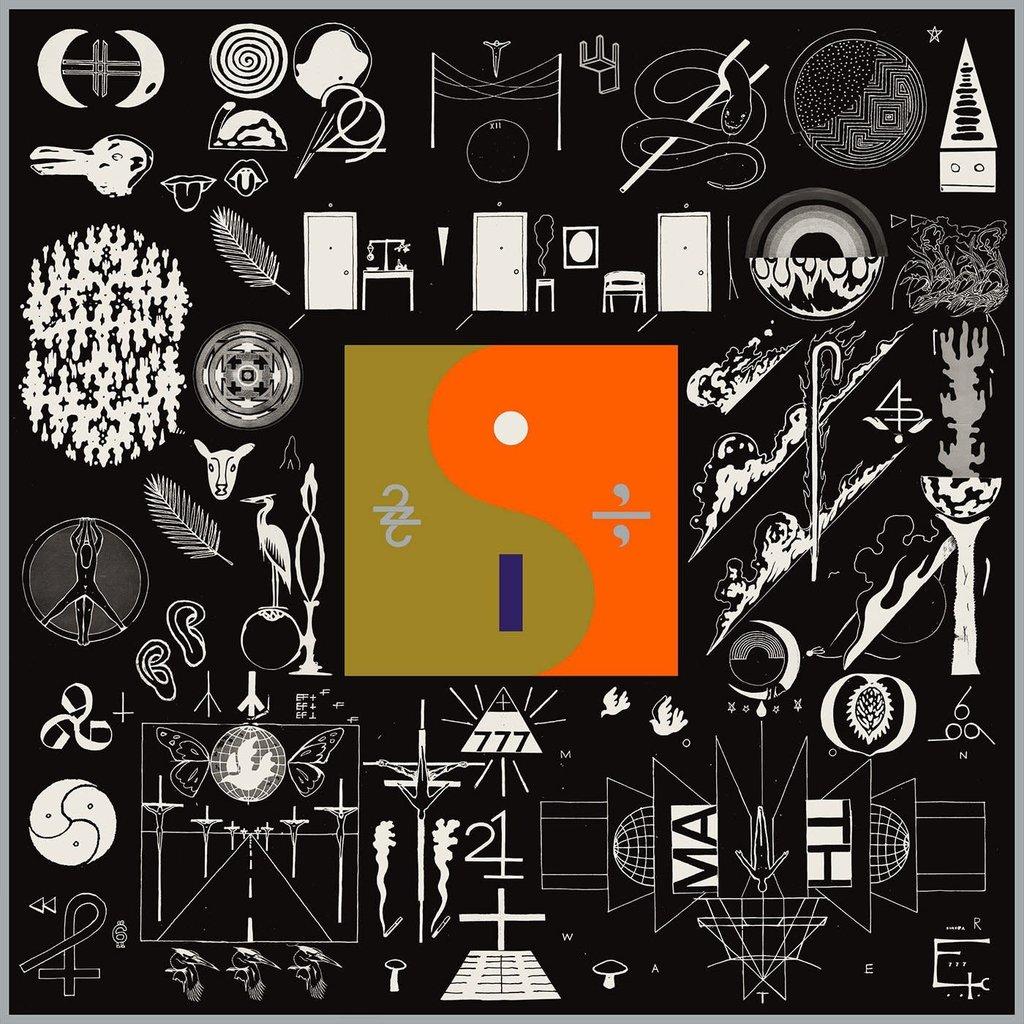Bon Iver 22, A Million (LP)