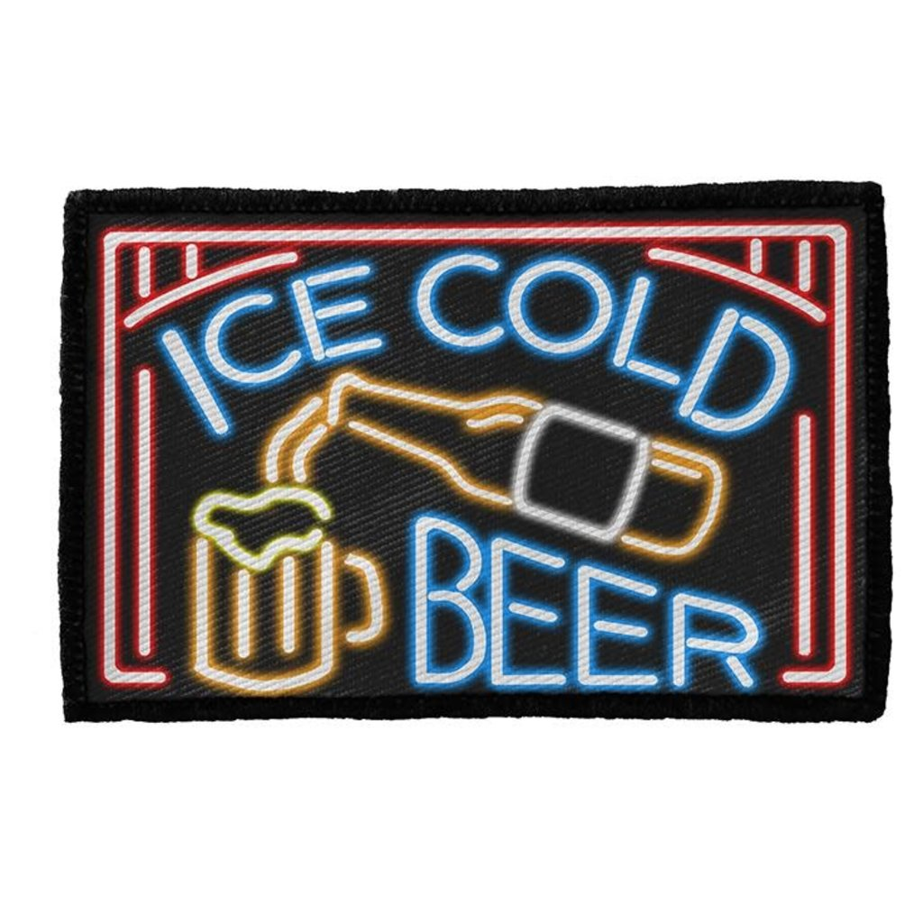 Volume One Patch - Ice Cold Beer