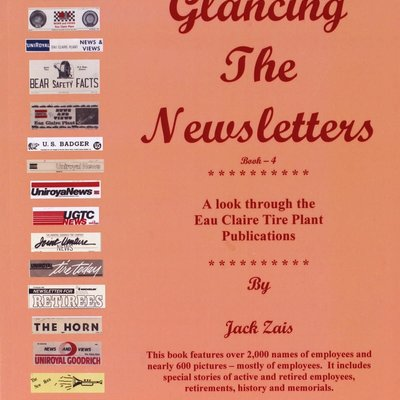 Jack Zais Glancing the Newsletters Vol. 4