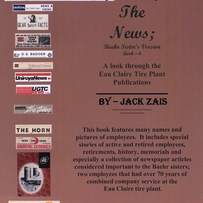 Jack Zais Glancing the Newsletters Vol. 6