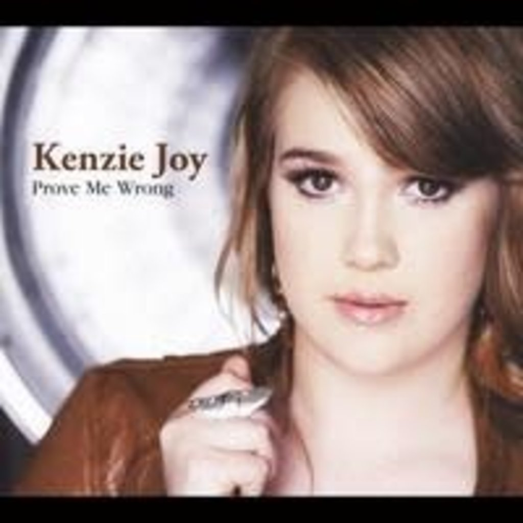 Kenzie Joy Prove Me Wrong (LP)