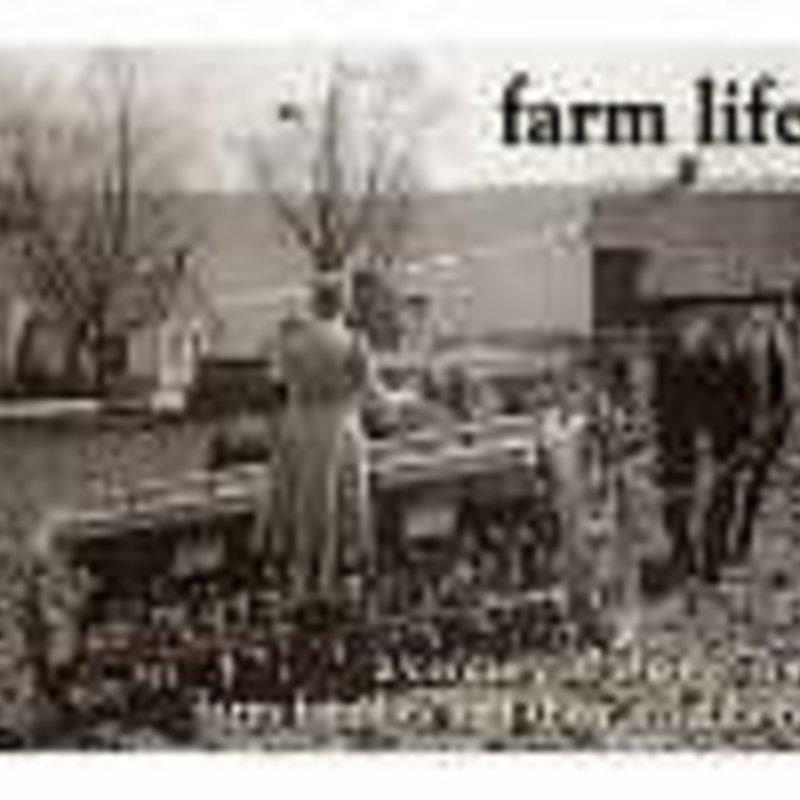 Chippewa Valley Museum Farm Life