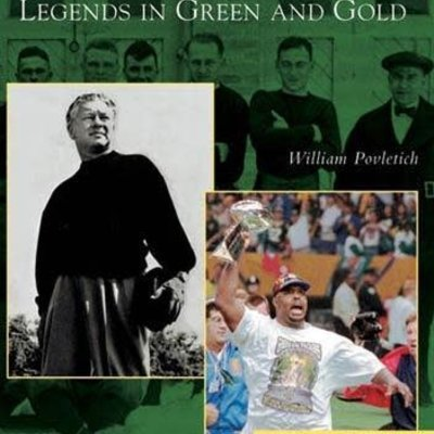 William Povletich Green Bay Packers: Legends in Green and Gold
