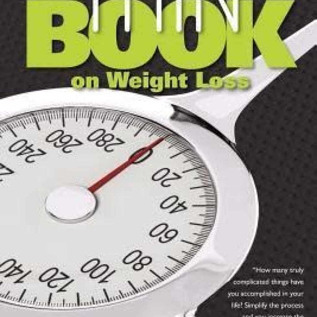 David Mickelson Dave's Thin Book on Weight Loss
