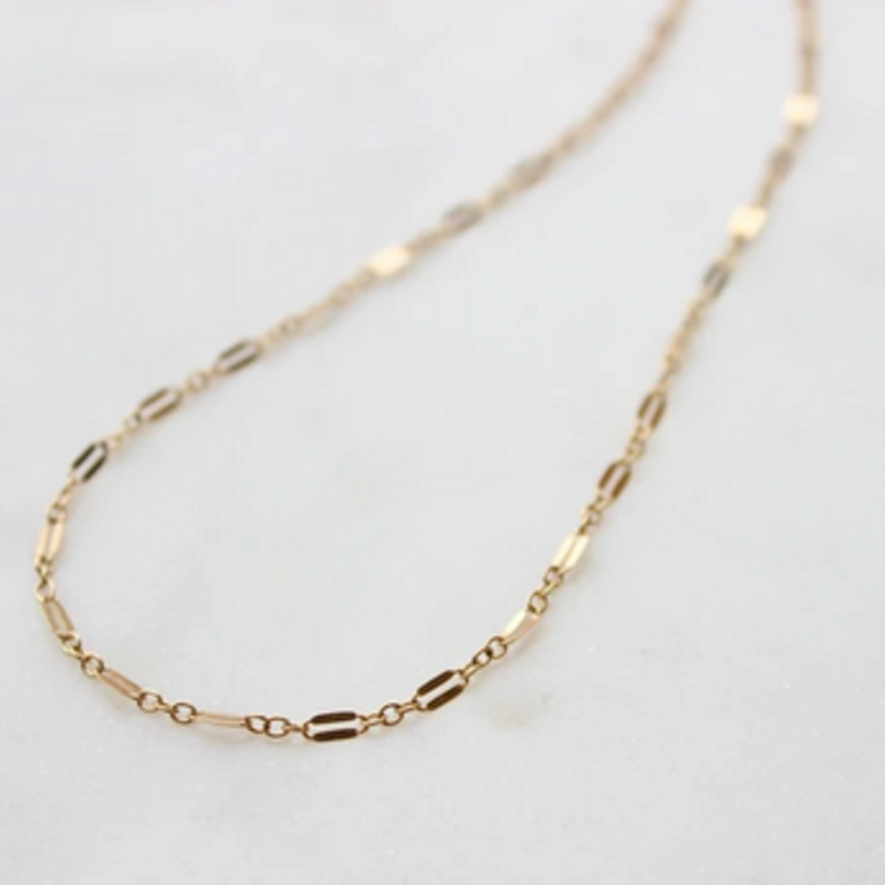 Hello Adorn Jewelry Lace Choker - Gold