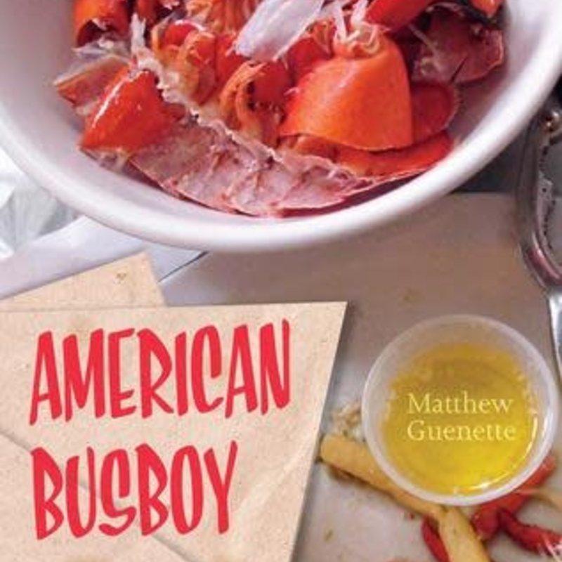 Matthew Guenette American Busboy
