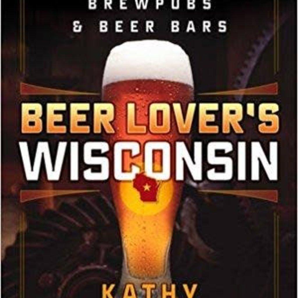 Kathy Flanigan Beer Lover's Wisconsin