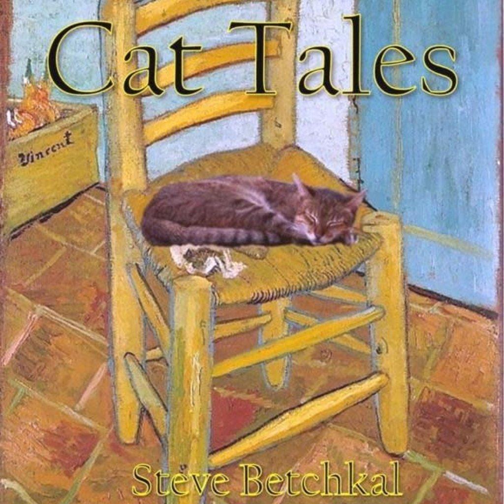 Steve Betchkal Cat Tales