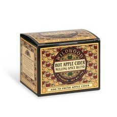 Wildwood Specialty Foods Hot Apple Cider Mulling Spice Teabags