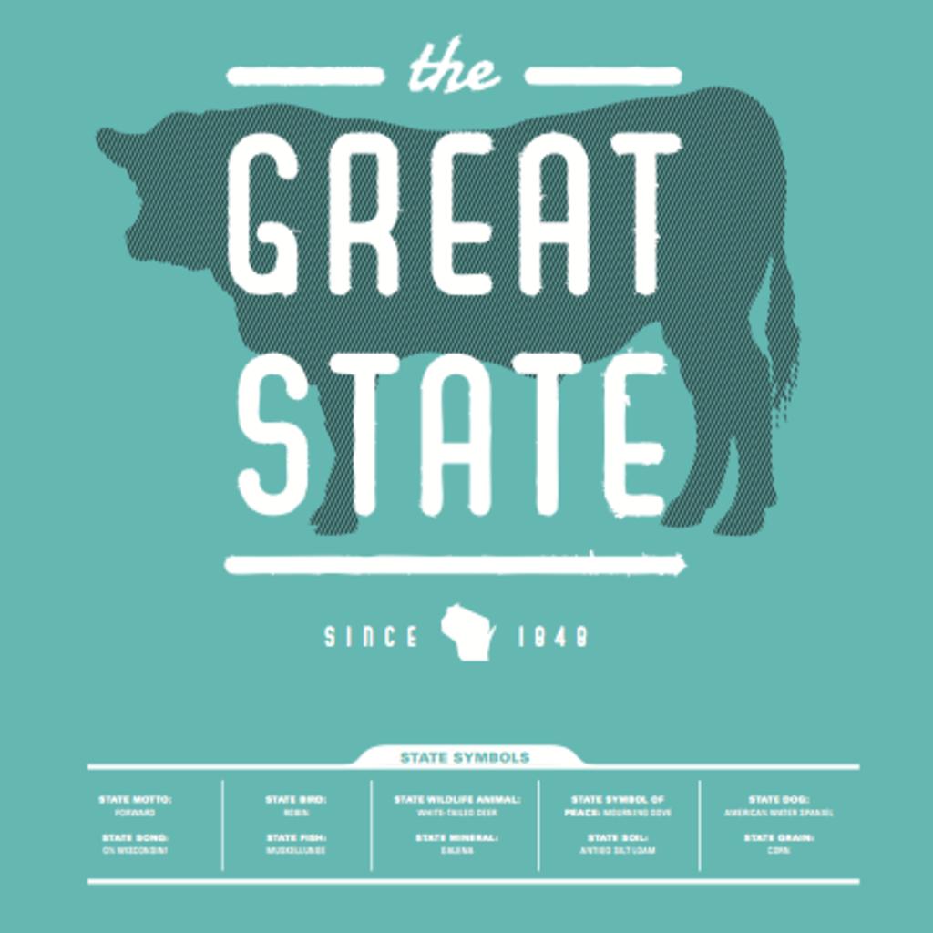 Volume One Great State Mini Print