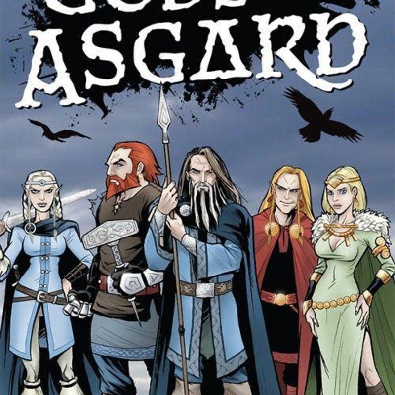 Erik Evensen Gods of Asgard