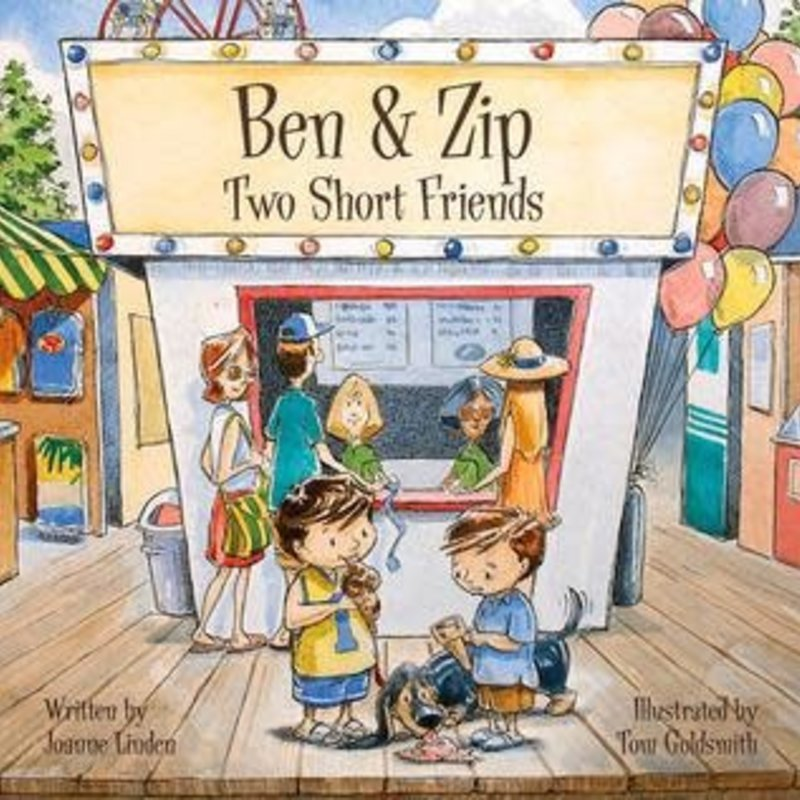 Joanne Linden Ben & Zip: Two Short Friends