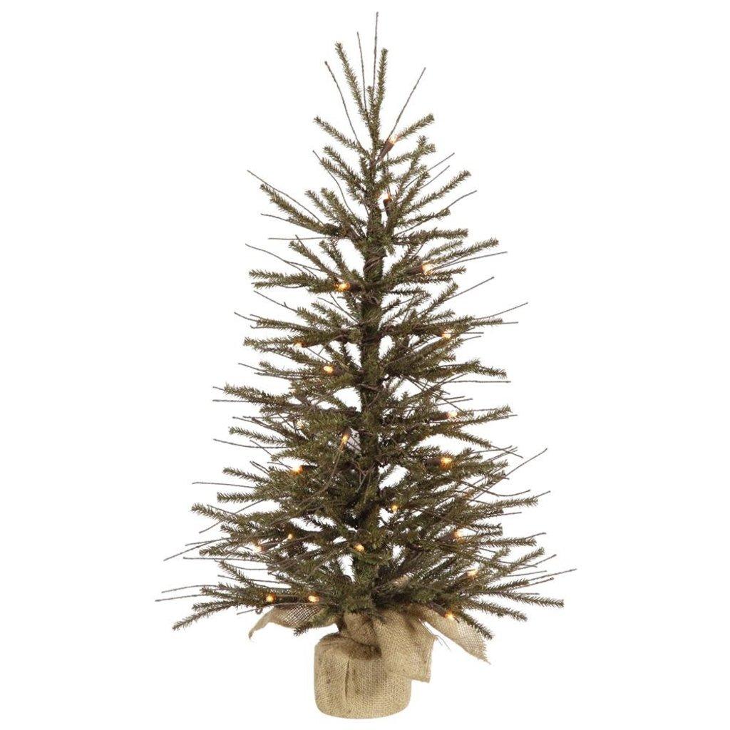 """Volume One Medium Christmas Tree (24"""") No Lights"""