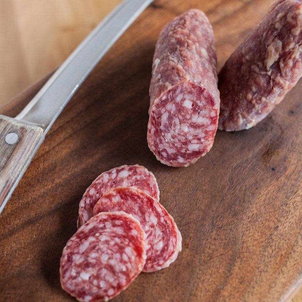 Underground Meats Salami - Aahleworst (6 oz.)