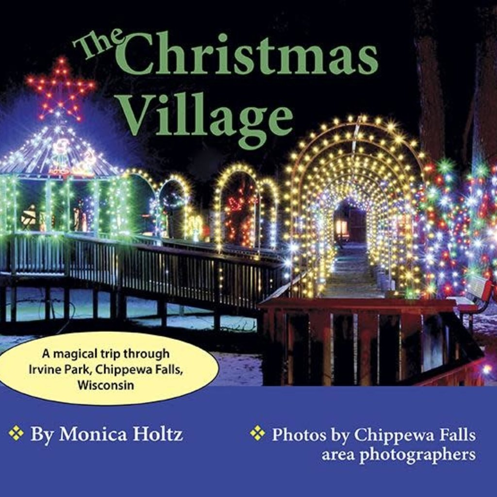 Monica Holtz The Christmas Village - 25th Anniversary