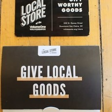 Volume One Local Store Gift Card
