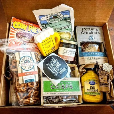 Volume One Care Package: Foodstuff & Snacks