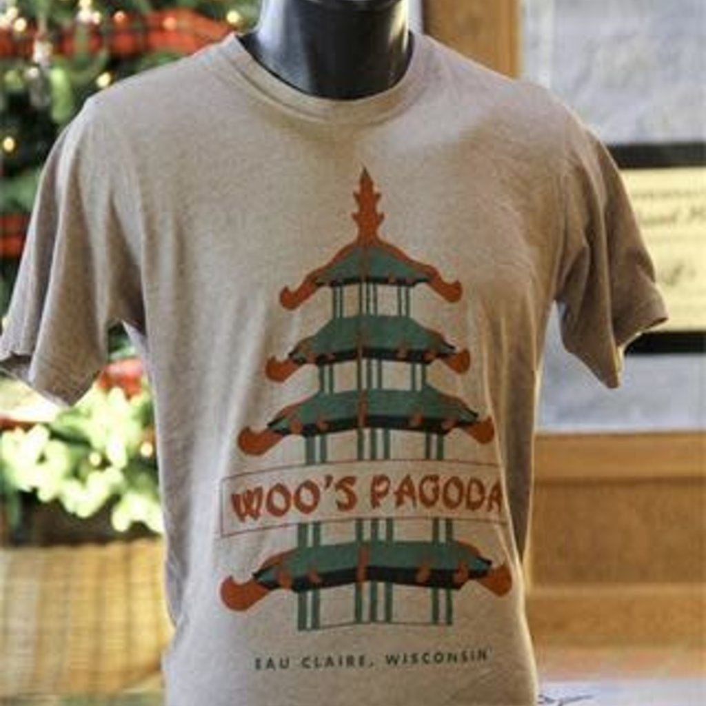 Volume One Local Legends Local Legends Tee - Woo's Pagoda