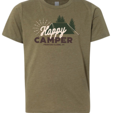 Volume One Youth Tee - Happy Camper