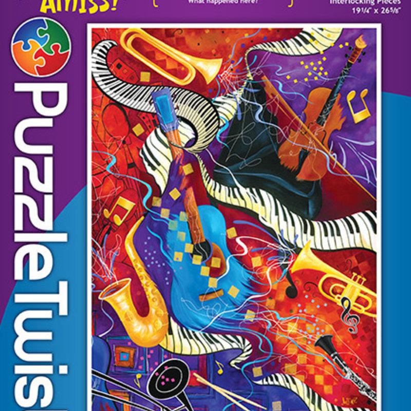 Puzzle Twist Jam Session - 1,000 Piece Puzzle