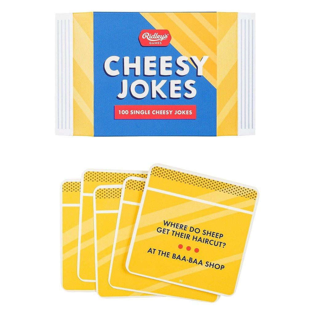 Volume One 100 Cheesy Jokes