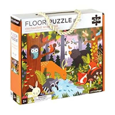 Volume One Floor Puzzle - Enchanted Woodland