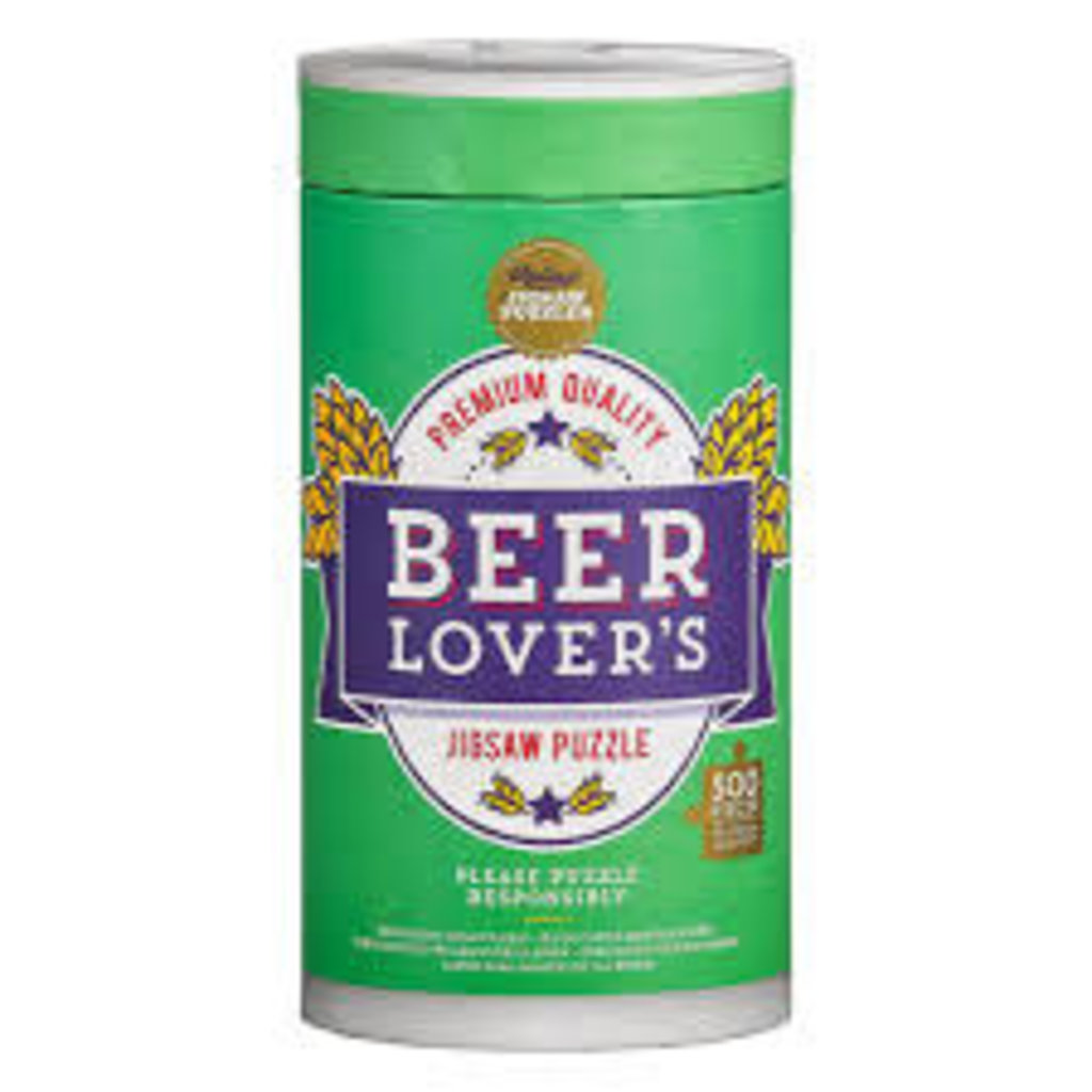 Volume One Beer Lover's Jigsaw Puzzle