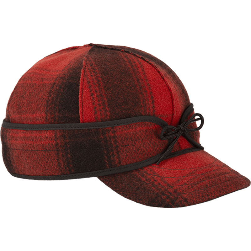 Stormy Kromer Stormy Kromer Original - Red Plaid