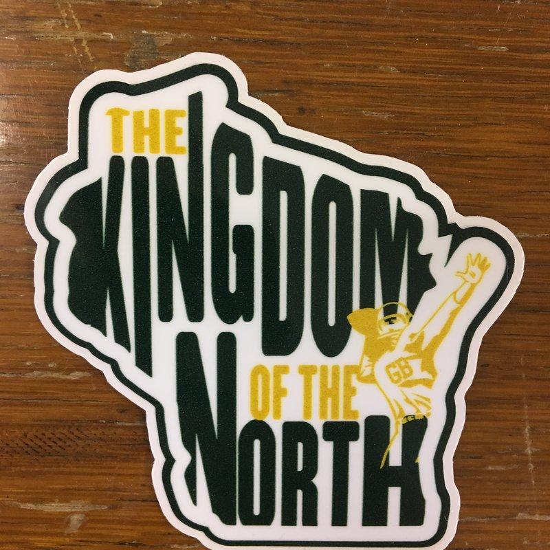 Sticker - Kingdom of the North