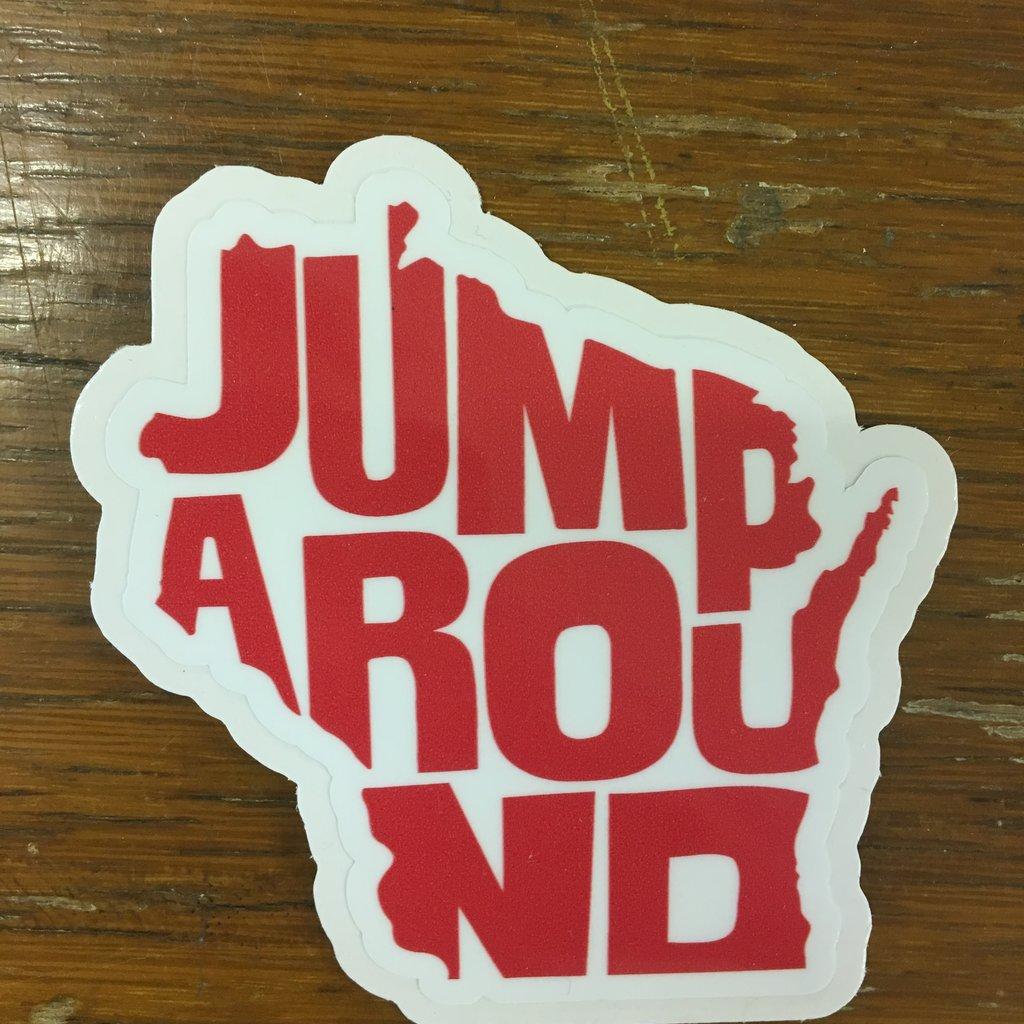 Sticker - Jump Around