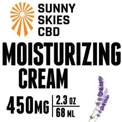 CBD Pain Cream (2.3oz) - 450 mg