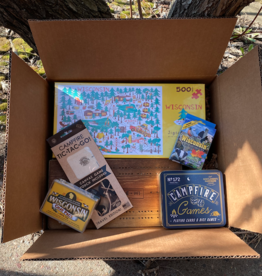 Volume One Care Package: Games & Activities