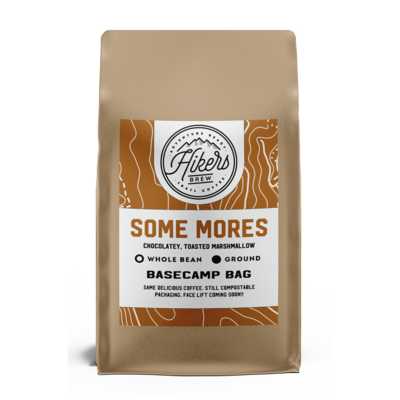 Hikers Brew Coffee Base Camp Coffee - Some Mores