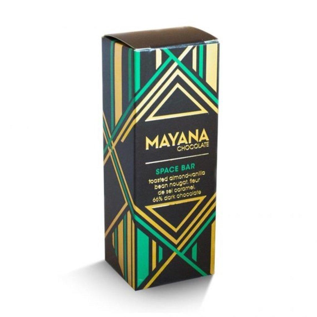 Mayana Chocolate Chocolate Bar - Space Bar