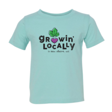 Volume One Growin' Locally - Toddler Tee