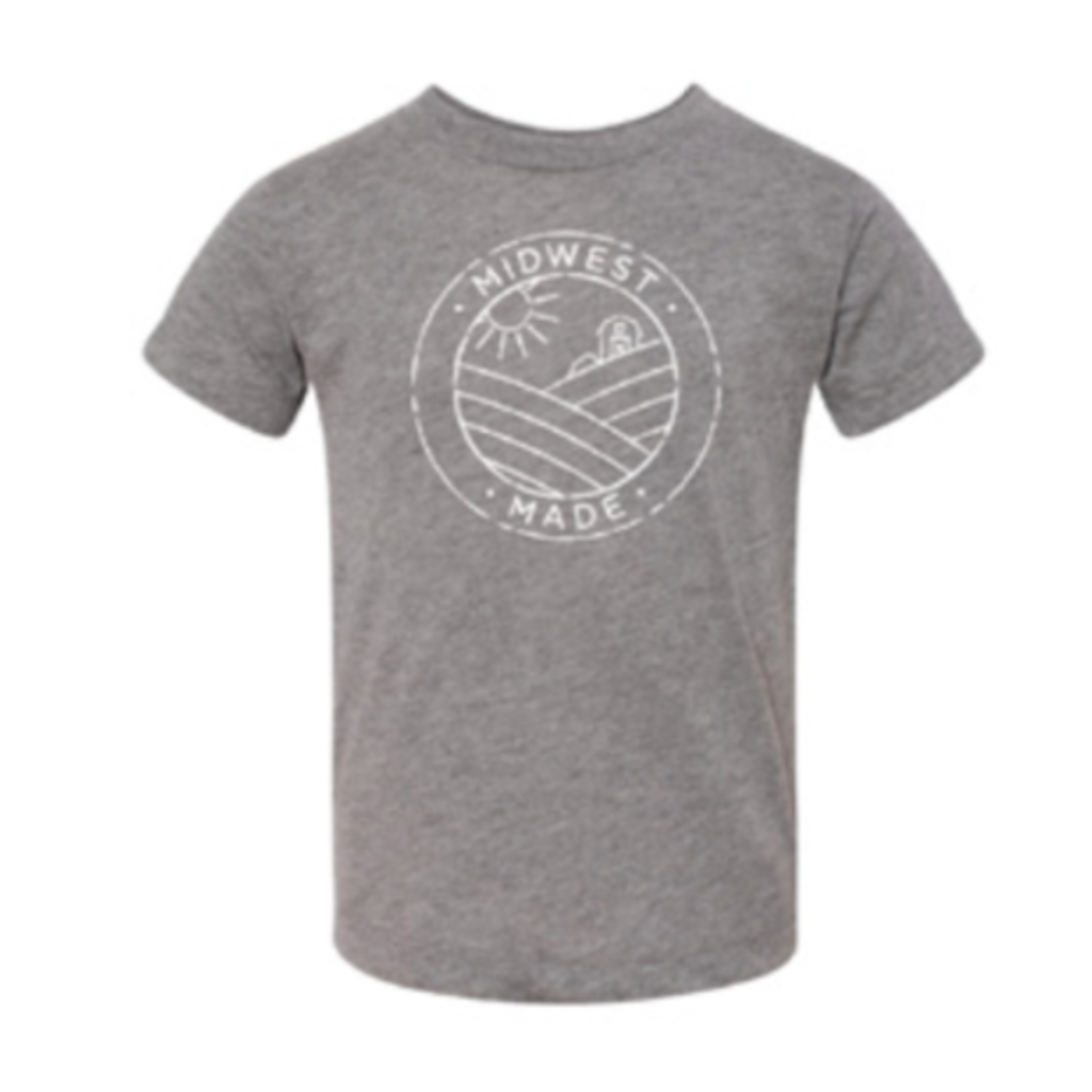 Up North Clothing Toddler Tee - Midwest Made