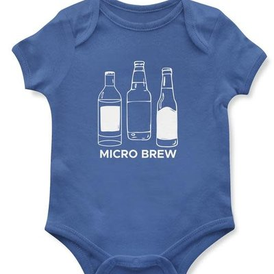 Emerson & Friends Microbrew Onesie