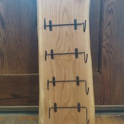 Whee Creative Wood Wine Rack
